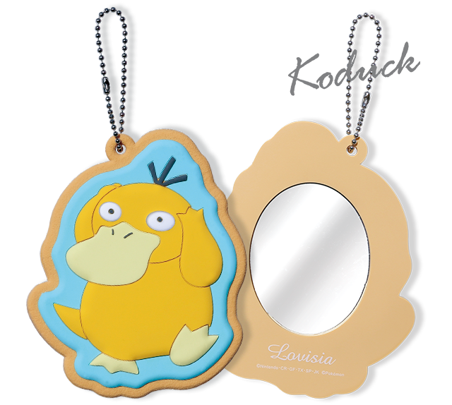 Pokémon Rubber Mirror - TokTok Beauty