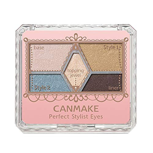 Perfect Stylist Eyes (more colors) - TokTok Beauty