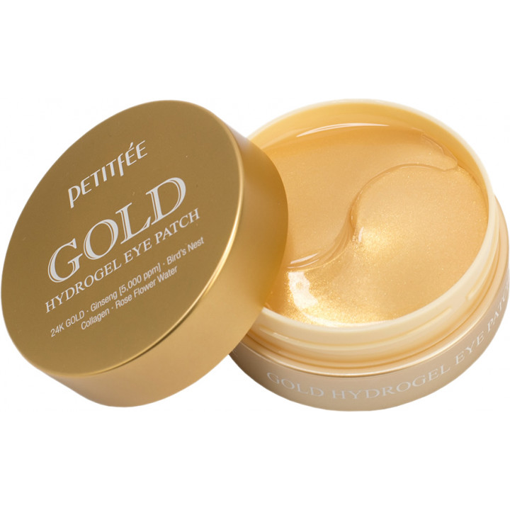 Gold Hydrogel Eye Patch - 2 Types - TokTok Beauty