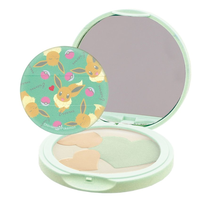 Pokemon Press Powder - TokTok Beauty