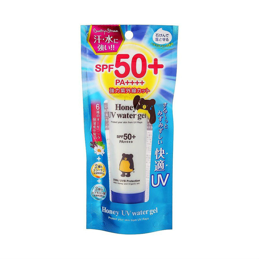Country & Stream Honey UV Water Gel SPF50+PA++++ - TokTok Beauty