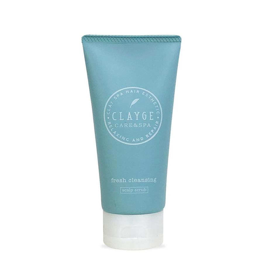 CLAYGE Fresh Cleansing Scalp Scrub - TokTok Beauty