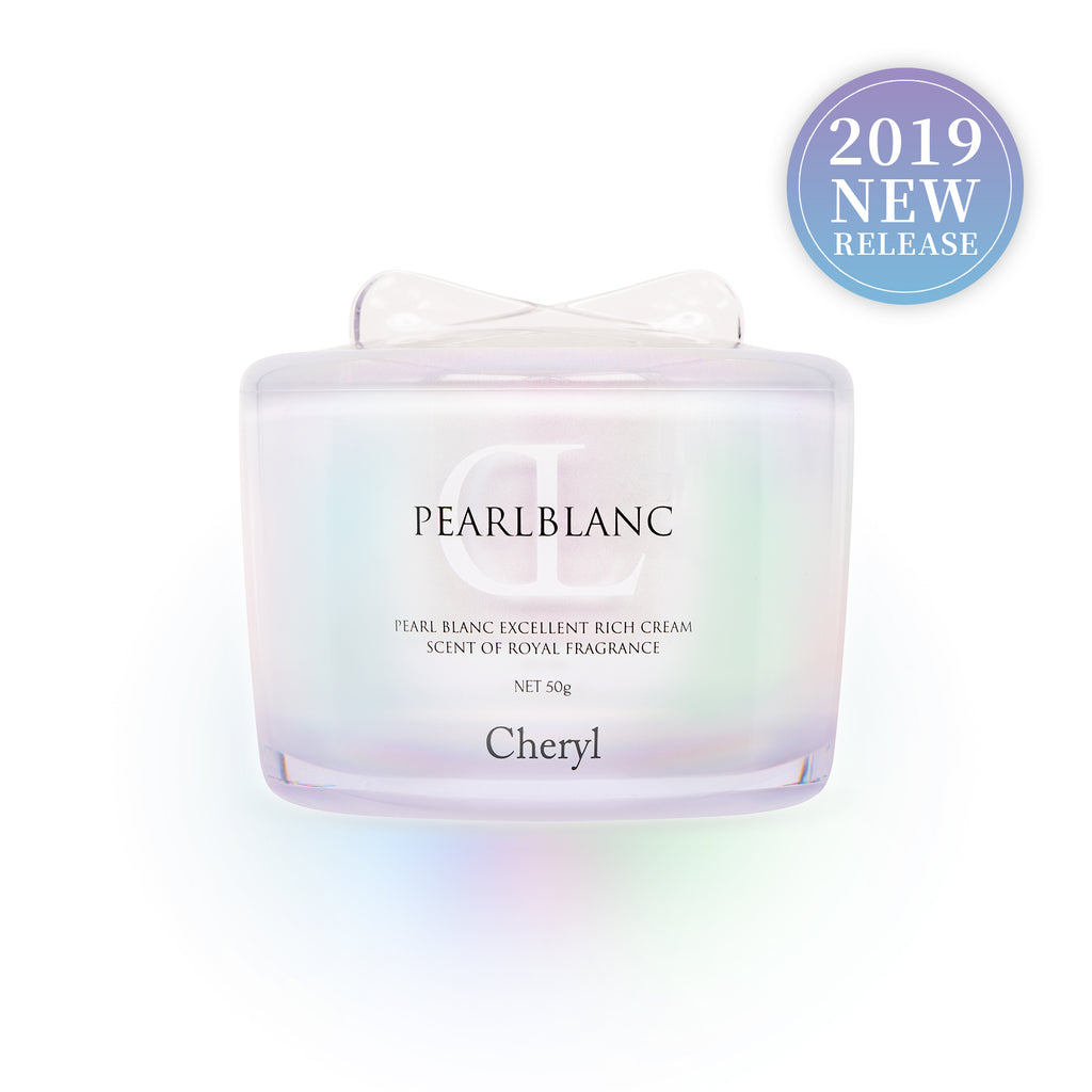 Cheryl Pearl Blanc Excellent Rich Cream - 2019 New - TokTok Beauty