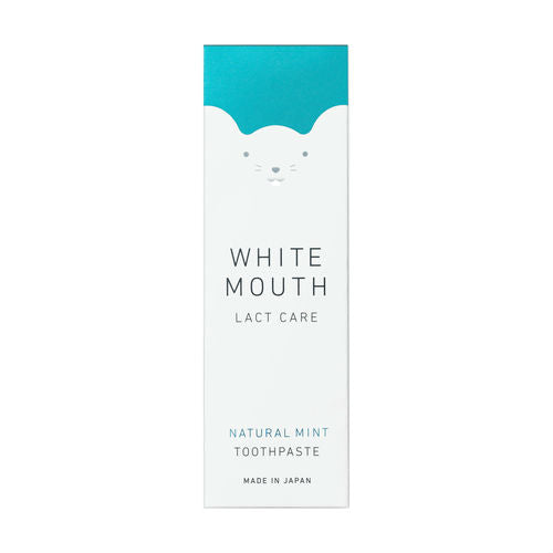 White Mouth Lact Care Toothpaste - TokTok Beauty