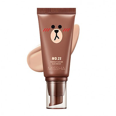 MISSHA Perfect Cover BB Cream - TokTok Beauty