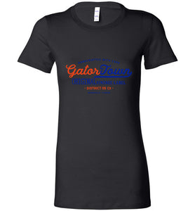 iheart UF gators town women's t-shirt