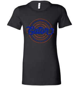 iheart UF gators stamp women's t-shirt