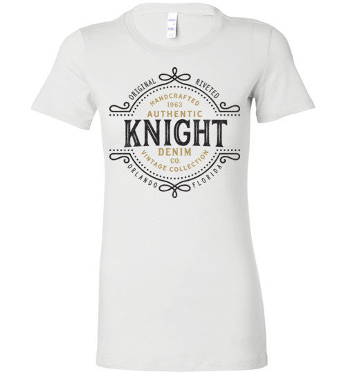 iheart UCF knights denim women's t-shirt