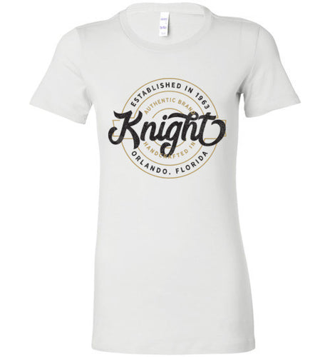iheart UCF knights stamp women's t-shirt