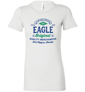 iheart FGCU eagles original women's t-shirt