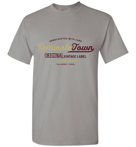 iheart FSU seminoles town men's t-shirt