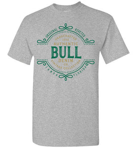 iheart USF bulls denim men's t-shirt