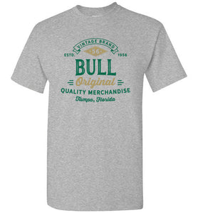 iheart USF bulls original men's t-shirt