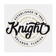 iheart UCF knights stamp square canvas wall art