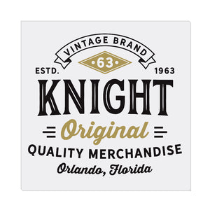 iheart UCF knights original square canvas wall art