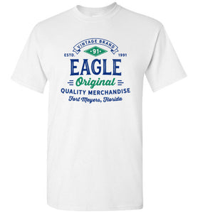 iheart FGCU eagles original men's t-shirt