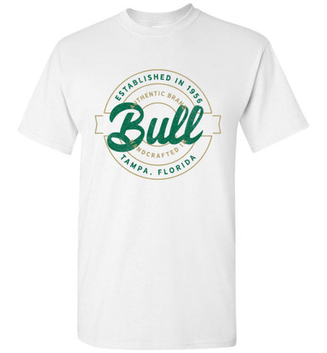 iheart USF bulls stamp men's t-shirt