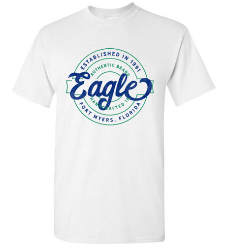 iheart FGCU eagles stamp men's t-shirt