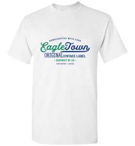 iheart FGCU eagles town men's t-shirt