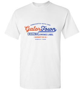 iheart UF gators town men's t-shirt