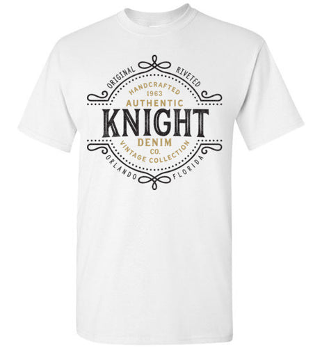 iheart UCF knights denim men's t-shirt