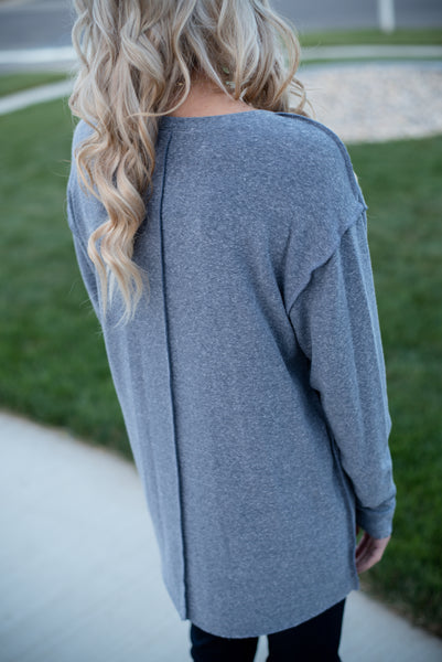 Roberta Sweater: Blush