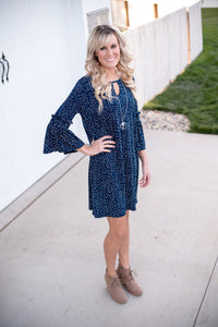 Kelly dot dress