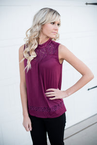 Sharla Sleeveless top
