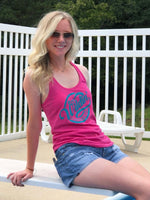 wildin-clothing-co-tank-top-orange-pink-mint-white-teal-racerback