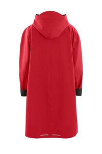 Æ-Rainwear <br>Style 596 BERLIN PONCHO RED