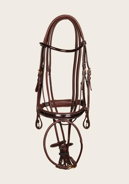 The Bijou Rolled Bridle ON SALE