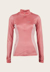 Sportif Rose Dotted Everyday Riding Shirt