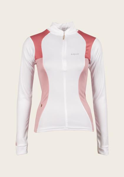 Sportif Rose Striped Show Shirt