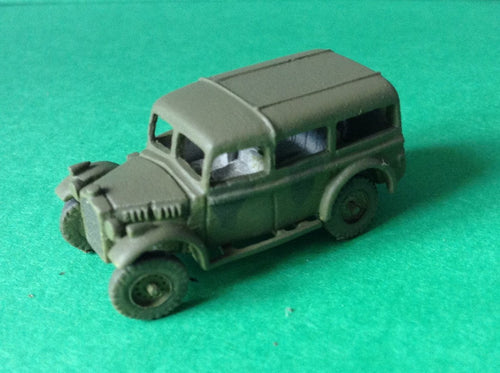 Humber 4 x 4 Heavy Utility Car. ( British Softskins)