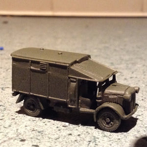 Austin K2 Ambulance ( British Softskins)