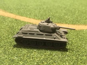 T-34 1943 Model. - Hard Edge Turret
