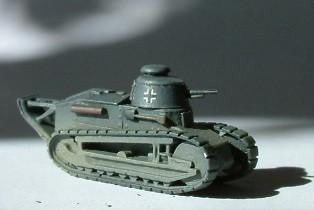 WWF3 Renault FT17