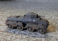 G720 Sd Kfz 231 Arnoured Car 8 Rad