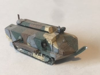Schneider C.A.1 Tank ( French Tanks)