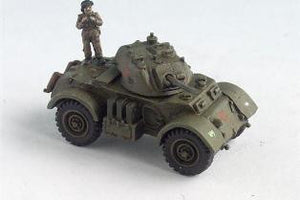 B518 Staghound Armoured Car