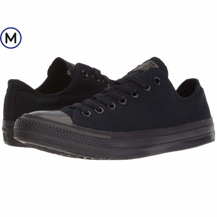 Converse Chuck Taylor All Star Core Ox Monochrome Black UNISEX 50-75 all star athletic-shoes chuck taylor 22859737531