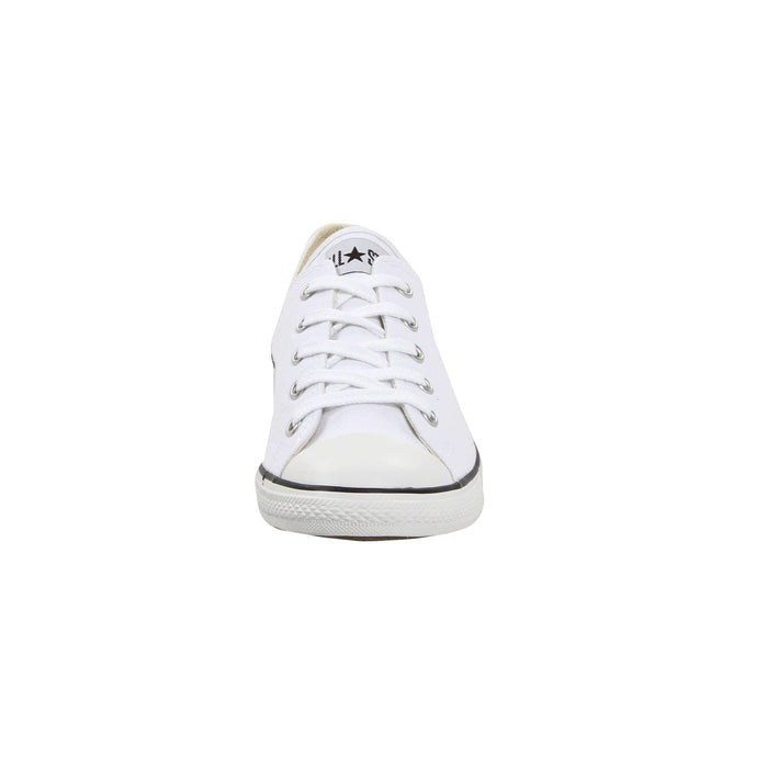 Converse Womens Chuck Taylor All Star Dainty Leather Low Top Shoe shoes 8.89E+11