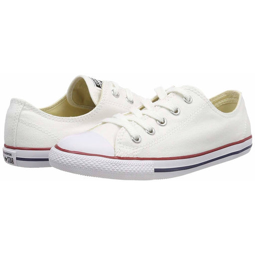 Converse Womens Chuck Taylor All Star Dainty Low Top Shoe shoes 8.89E+11