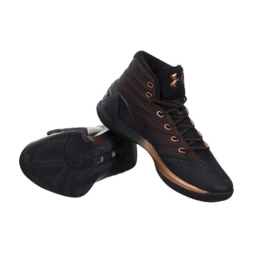 Curry 3 All-Star Weekend Mens Basketball Shoe shoes Under Armour basketball black copper 1.91E+11