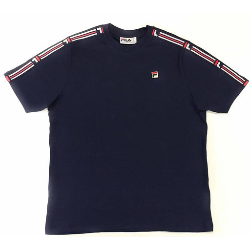 Fila Mens Heath F Box Tape Tee