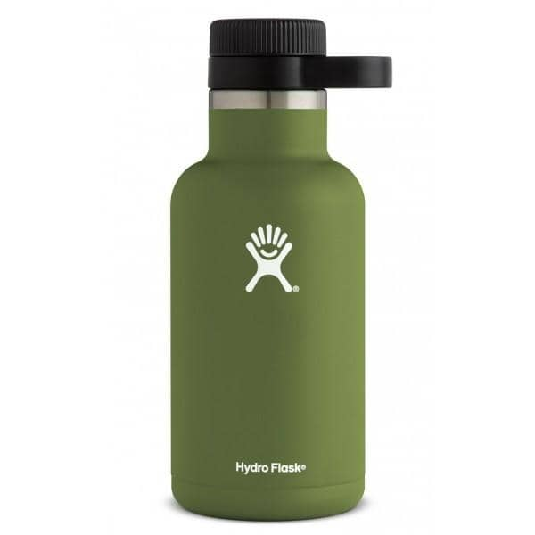 Hydro Flask 64 oz Beer Growler Water Bottle 817318023122