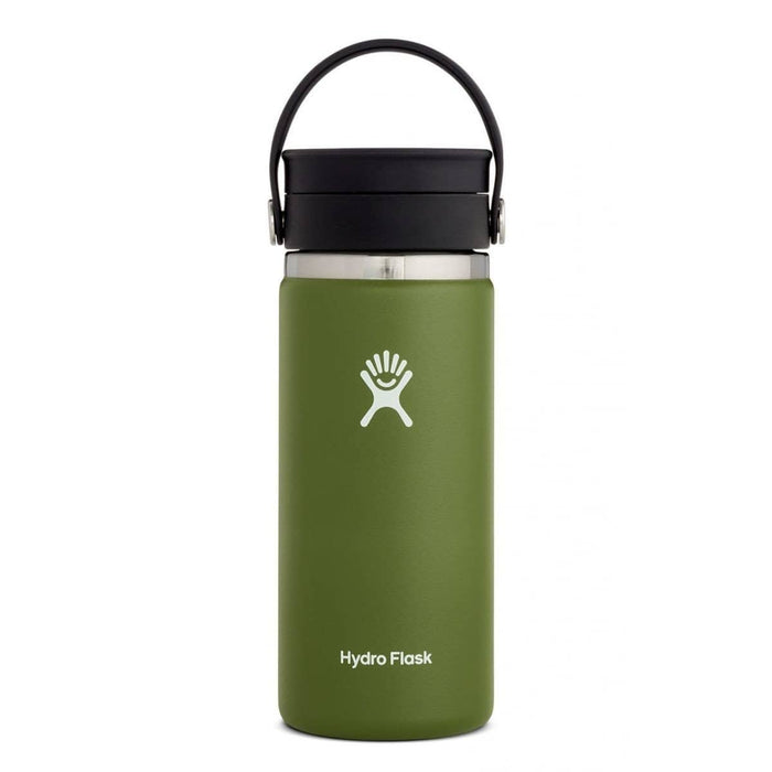 Hydro Flask Wide Mouth Coffee With Flex Sip Lid Water Bottle 810911030139