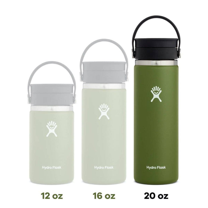 Hydro Flask Wide Mouth Coffee With Flex Sip Lid Water Bottle 810911030061