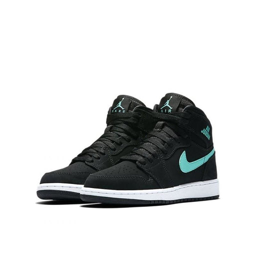 Jordan Air 1 Retro High (Kids) Kids shoes airforece airmax authentic basketball black 8.87E+11