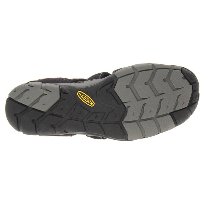 KEEN Mens Clearwater CNX Sandal Shoes 100-150 athletic athletic-shoes Black 8.87E+11